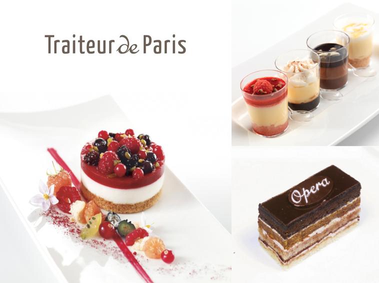 Traiteur de Paris, Chef a servizio dello Chef
