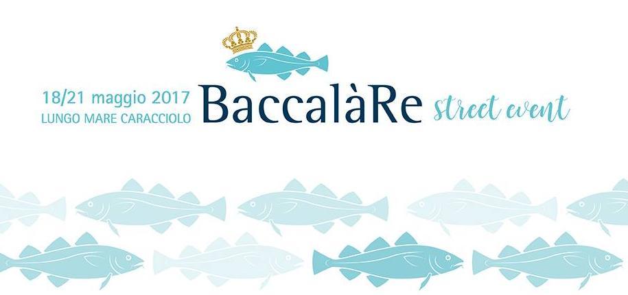 A Napoli approda BaccalàRe: lo street event su Sua Maestà Baccalà