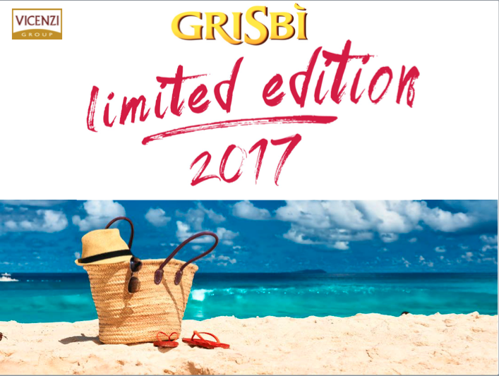 Grisbi Red Velvet Fresh Summer Edition 2017